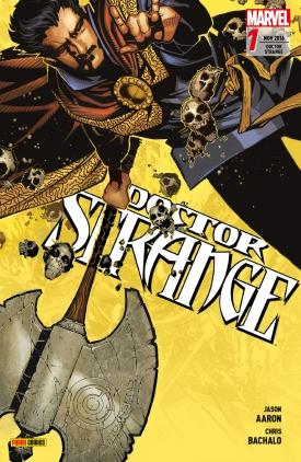 Doctor Strange, Band 1