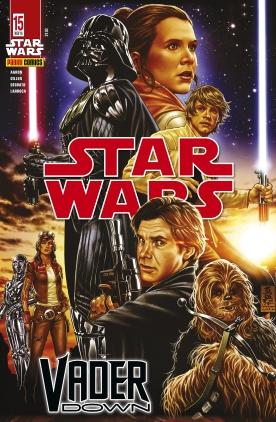 Star Wars, Comicmagazin 15 - Vader Down
