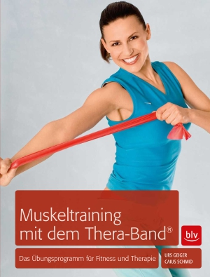 Muskeltraining mit dem Thera-Band