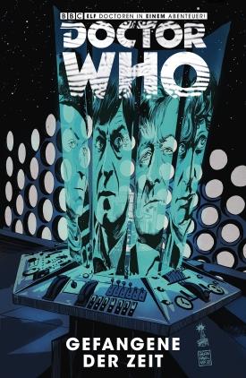 Doctor Who - Gefangene der Zeit