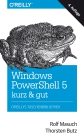 Windows PowerShell 5 - kurz & gut