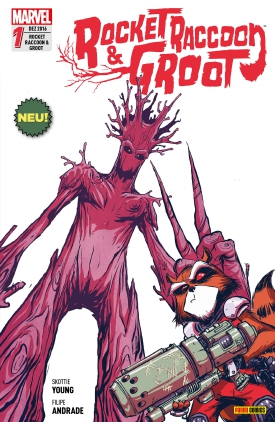 Rocket Raccoon & Groot, 1