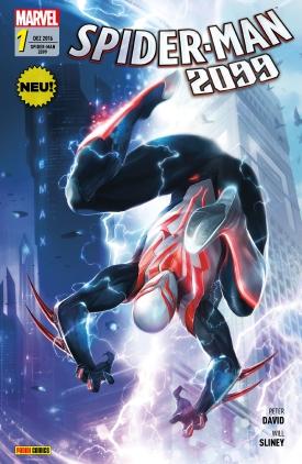 Spider-Man 2099, 1
