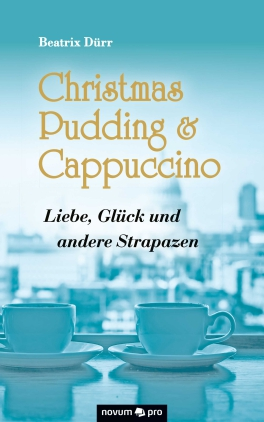 Christmas Pudding & Cappuccino