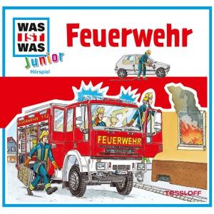 Was-ist-was Junior Hörspiel - Feuerwehr