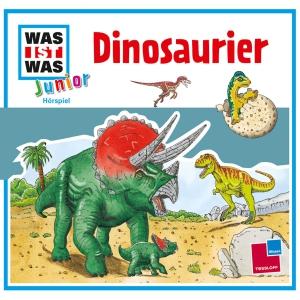 Was-ist-was Junior Hörspiel - Dinosaurier