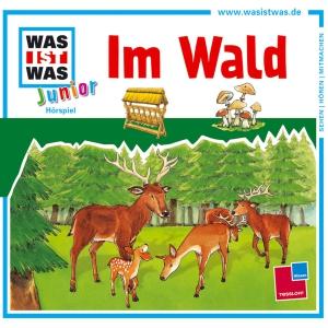 Was-ist-was Junior Hörspiel - Im Wald