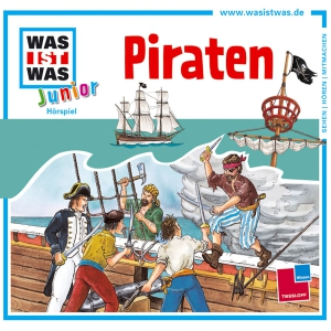 Was-ist-was Junior Hörspiel - Piraten