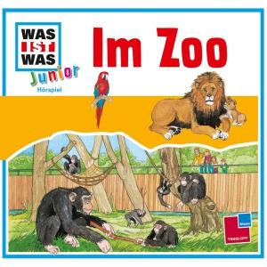 Was-ist-was Junior Hörspiel - Im Zoo