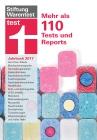 Vergrößerte Darstellung Cover: Mehr als 110 Tests und Reports. Externe Website (neues Fenster)