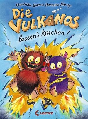 Die Vulkanos lassen's krachen!