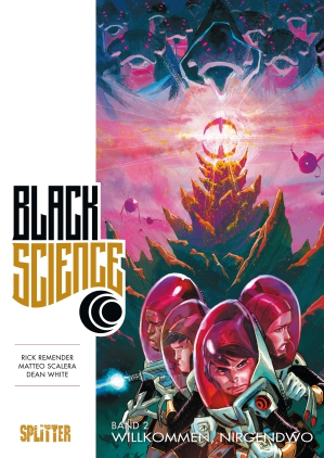 Black Science Band 2: Willkommen, nirgendwo