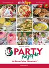 Vergrößerte Darstellung Cover: Partyrezepte. Externe Website (neues Fenster)