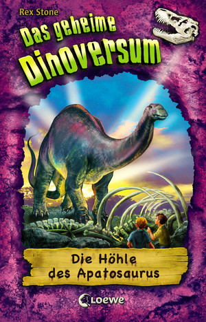 Die Höhle des Apatosaurus