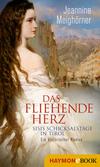 Vergrößerte Darstellung Cover: Das fliehende Herz. Externe Website (neues Fenster)