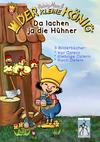 Vergrößerte Darstellung Cover: Der kleine König - Da lachen ja die Hühner. Externe Website (neues Fenster)