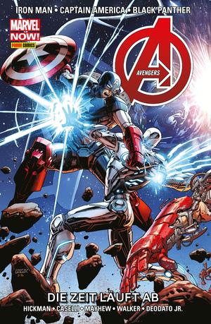 Avengers, 9 - Die Zeit läuft ab