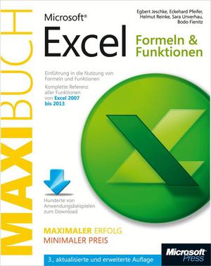 Microsoft Excel - Formeln & Funktionen