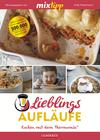Vergrößerte Darstellung Cover: Lieblings-Aufläufe. Externe Website (neues Fenster)