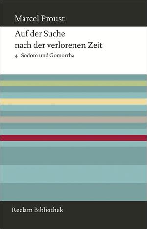 Auf der Suche nach der verlorenen Zeit, Bd. 4