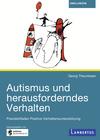 Vergrößerte Darstellung Cover: Autismus und herausforderndes Verhalten. Externe Website (neues Fenster)