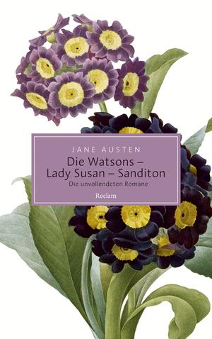 Die Watsons / Lady Susan / Sanditon
