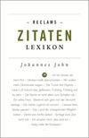 Reclams Zitaten-Lexikon