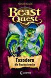 Toxodera, die Raubschrecke