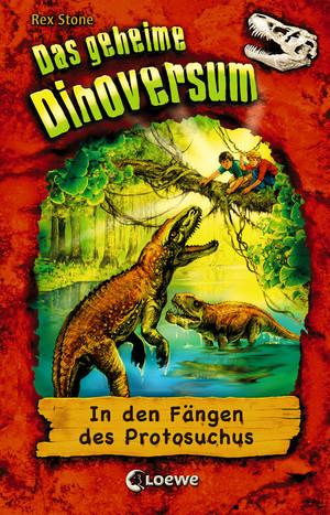 In den Fängen des Protosuchus