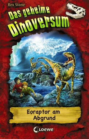 Eoraptor am Abgrund