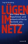 Vergrößerte Darstellung Cover: Lügen im Netz. Externe Website (neues Fenster)