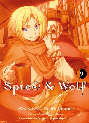 Spice & Wolf 9