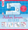 Vergrößerte Darstellung Cover: Nähen lernen - Bild für Bild. Externe Website (neues Fenster)