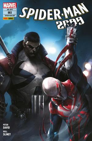 Spider-Man 2099 3 - Schuldig