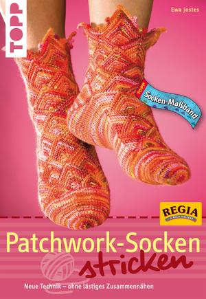 Patchwork-Socken stricken