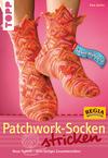 Vergrößerte Darstellung Cover: Patchwork-Socken stricken. Externe Website (neues Fenster)