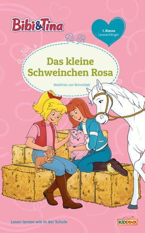 Das kleine Schweinchen Rosa