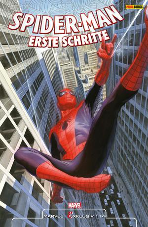 Spider-Man  Erste Schritte