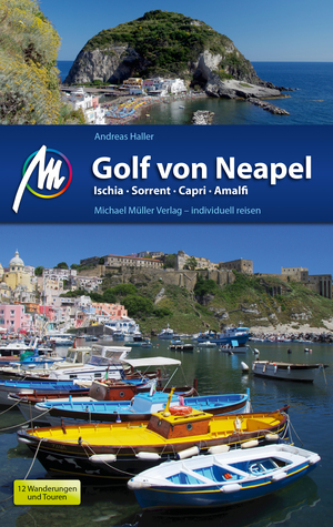 Golf von Neapel Reiseführer Michael Müller Verlag