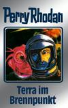 Vergrößerte Darstellung Cover: Perry Rhodan 61: Terra im Brennpunkt (Silberband). Externe Website (neues Fenster)