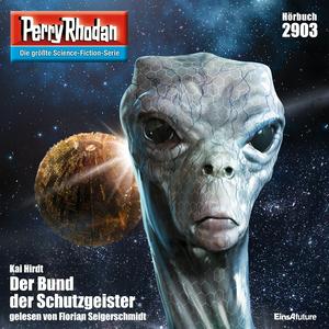 Perry Rhodan 2903: Der Bund der Schutzgeister