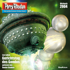 Perry Rhodan 2904: Gerichtstag des Gondus
