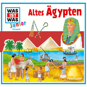Was ist was Junior Hörspiel: Altes Ägypten