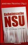 Vergrößerte Darstellung Cover: Geheimsache NSU. Externe Website (neues Fenster)