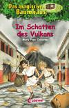 Vergrößerte Darstellung Cover: Das magische Baumhaus 13 - Im Schatten des Vulkans. Externe Website (neues Fenster)