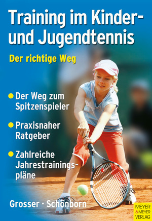 Training im Kinder- und Jugendtennis