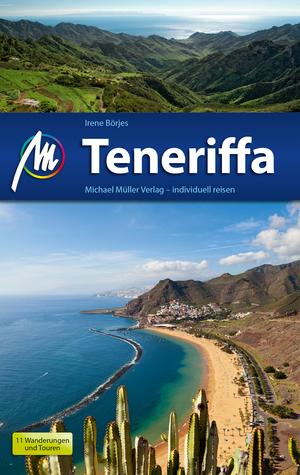 Teneriffa Reiseführer Michael Müller Verlag
