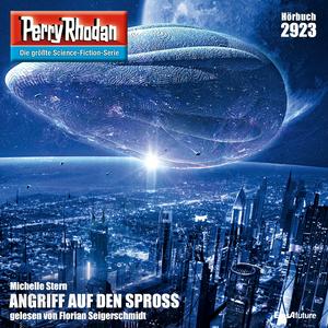 Perry Rhodan 2923: Angriff auf den Spross