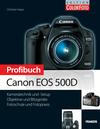 Profibuch Canon EOS 500D