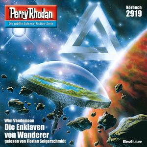Perry Rhodan 2919: Die Enklaven von Wanderer